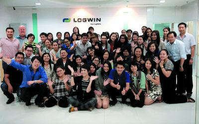 25 Jahre Logwin in Thailand