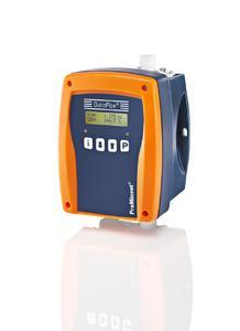DulcoFlow® Durchflussmessgerät zur Überwachung pulsierender Volumenströme