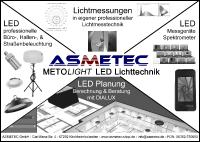 Asmetec der LED Profi mit Rundum Service