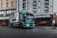 Volvo FL Electric Abfallentsorgungsfahrzeug
