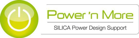 SILICA Power `n More Logo