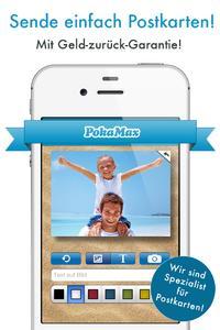 Postkartenversand via Handy und Internet: PokaMax exportiert in die weite Welt