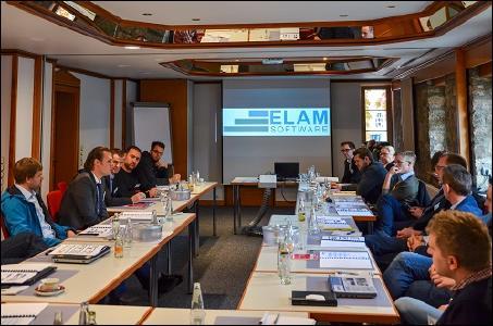 Diskussion über das ELAM-System und die Handhabung in der Praxis
