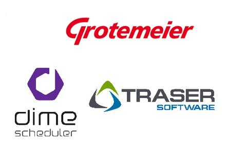 Unternehmen Grotemeier mit seinen IT-Partnern
