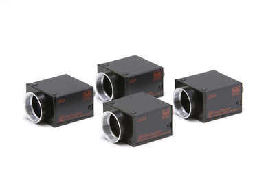 FireDragon: Industrial Cameras with FireWire B Interface
