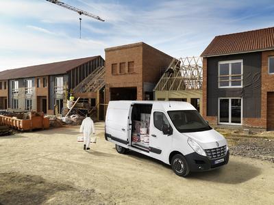 der neue renault master ein nutzfahrzeug inklusive service von renault trucks volvo group. Black Bedroom Furniture Sets. Home Design Ideas