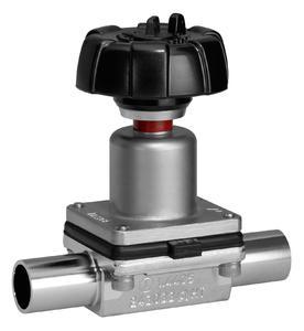 Extending the range of diaphragm valves for the GEMÜ 673 series