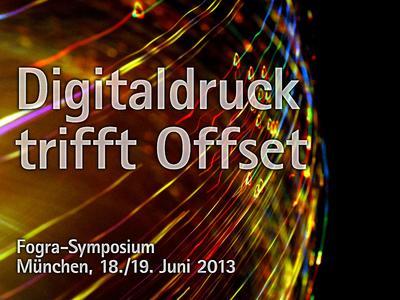 Digitaldruck trifft Offset Logo
