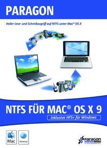 Demnächst im Avanquest-Programm: Paragons NTFS für Mac