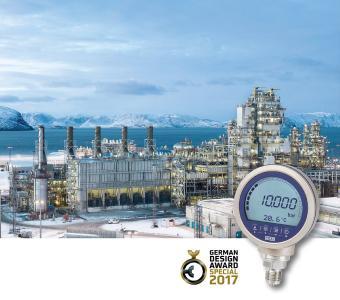 CPG1500: High pressure range, mobile app and German Design Award / Picture credit: ©LindeGroup / WIKA