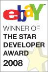 eBay Star Developer Award 2008