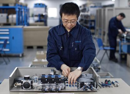 Customer Solutions: Kunden bekommen auch in China maßgeschneiderte Lösungen für ihre Problemstellung