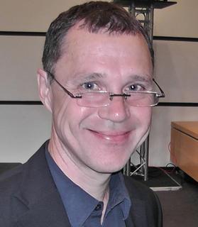 Dr. Klas Orvärn, Tacton Systems AB, zeigte sich sichtlich zufrieden mit der Anwenderkonferenz der Lino GmbH