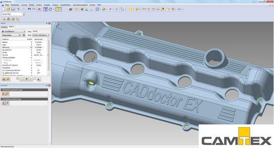 Der neue CADdoctor EX6 ist da!