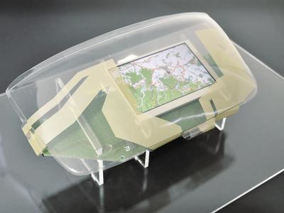 3D Multi Touch for Automotive and Industrial Design in IML Technologoy