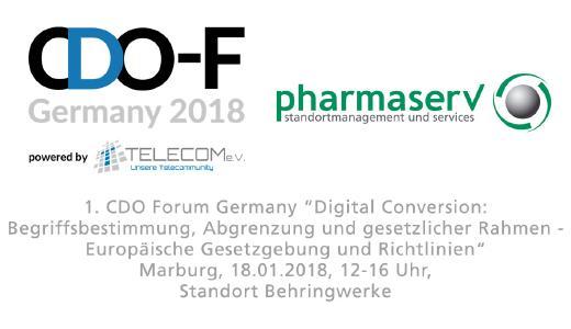 CDO-Forum Marburg