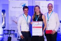 Sieger im Münchener Businessplan Wettbewerb 2018: Kumovis