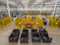 Allgaier introduced MPDV's HYDRA Manufacturing Execution System (MES) HYDRA at the Puebla plants and at the new factory in Aguascalientes in Mexico shown in the picture. Image source: Allgaier