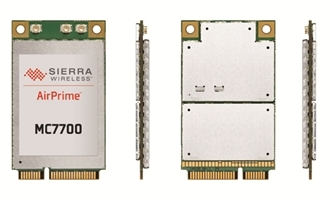 Sierra Wireless first to offer certified 4G modules on both major U.S. LTE networks