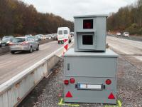 Traffic Solutions - Semistationary Monitoring, © Copyrights: Jenoptik