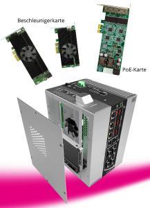 Embedded PC DRPC-230 mit Whiskey Lake Intel® CPU