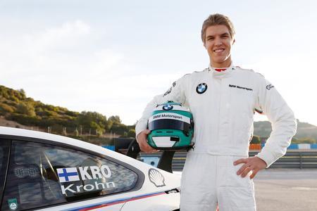 Jesse Krohn, DTM Young Driver Test, BMW Motorsport, Jerez de la Frontera