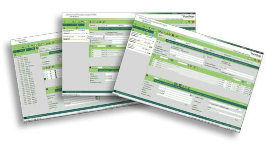 VlexPlan: Neue Business-Plattform auf Semiramis-Basis für Objekteure, Industrie, Handel und Architekten