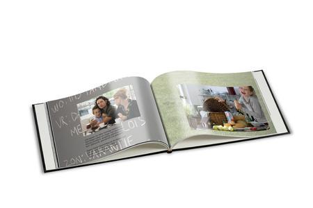 Boek Landschap Familie