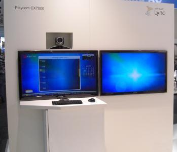 KNT - Polycom CX7000