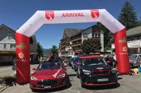 Die WAVE Trophy 2017 in Wildhaus (Schweiz). Copyright Louis Palmer / WAVE Trophy