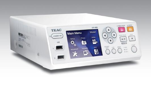 TEAC UR-4MD medical grade video recorder / DICOM gateway
