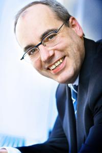 Prof. Dr. Rolf Tilmes, Mitglied des Vorstandes des FPSB Deutschland