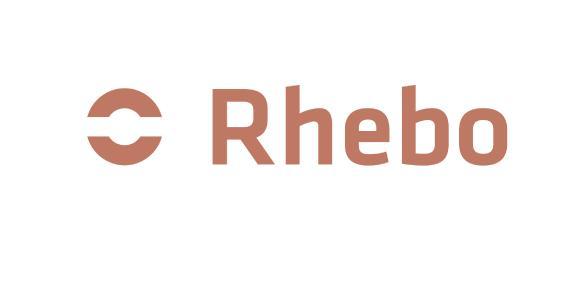 Bild: Logo Rhebo