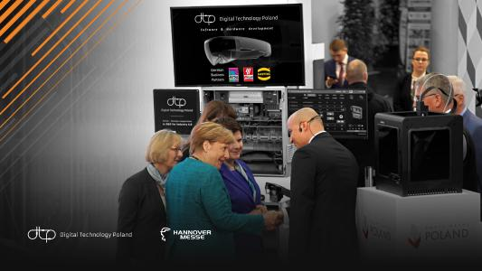 Digital Technology Poland at Hannover Messe