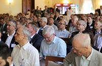 Rund 220 Teilnehmer von Bund, Bundeswehr und Industrie folgten der Einladung von AFCEA Bonn e. V. und BWI (Quelle: BWI)