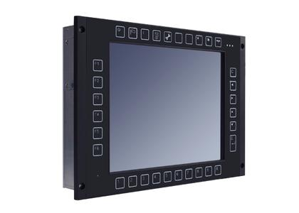 Axiomtek's GOT710-837 EN 50155 Certified 10.4
