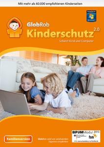 Schützt den Nachwuchs im Internet und am PC: Kinderschutz (GlobR...