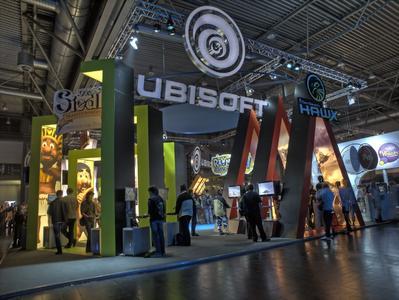 Games Convention 2008: Ubisoft Deutschland zieht positive Messe-Bilanz!