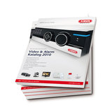 Er ist da – der neue ABUS Security-Center Video & Alarm-Katalog 2010