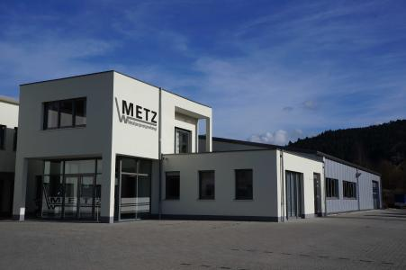 Gebäude Wolfgang Metz e.K.