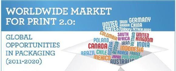 """Gemeinsame Studie von NPES und VDMA """"Worldwide Market for Print 2.0 - Packaging"""" jetzt käuflich zu erwerben"""