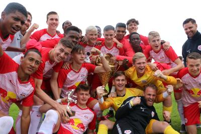 FC Red Bull Salzburg wins BITZER Cup 2019 again