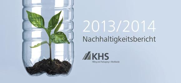 KHS-Nachhaltigkeitsbericht (Quelle: KHS GmbH).