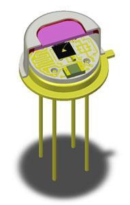 Pyroelectric IR Detector LME-353