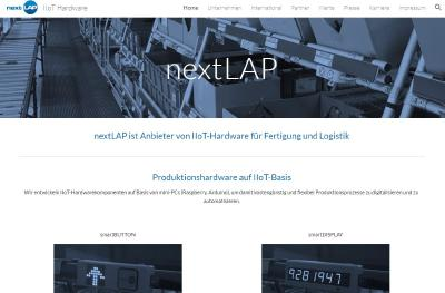 nextLAP collaborating with Demonstration Factory Aachen at the Smart Logistics Cluster
