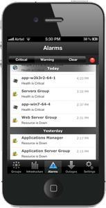 Applications Manager von ManageEngine erhält Apdex-Bewertung und iPhone-App