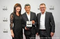 """Top 100""-Innovationspreis: teampenta setzt auf Intrexx"