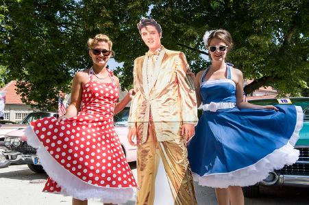 16th European Elvis Festival in Bad Nauheim