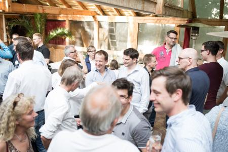 The Intrexx Partners met together in Freiburg, © United Planet GmbH