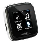 "auvisio MP3- & Video-Player ""DMP-355.SQ"" mit UKW-Radio"